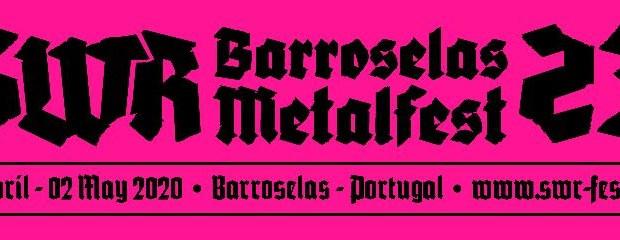 SWR Barroselas Metalfest announces Revenge, Terrorizer, Anvil & more