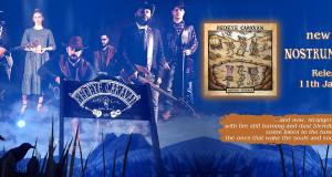 "REDEYΕ CARAVAN premiered the single ""Good Man Richard"" from new album ""Nostrum Remedium"""