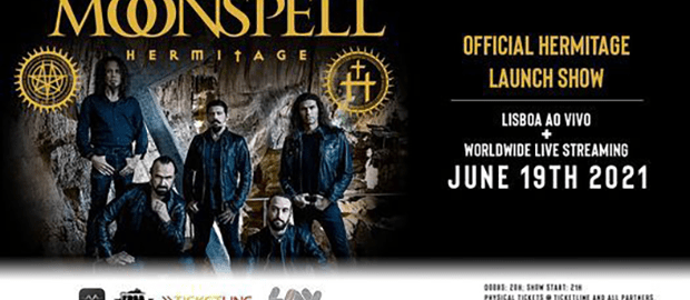 Moonspell returns to Lisbon for two exclusive concerts with streaming