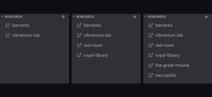 Example Hub: Wakanda