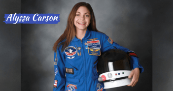 alyssa carson una vita da astronauta featured image