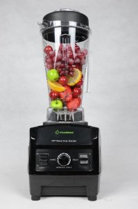 Cleanblend full blender with fruit