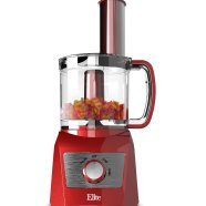 Elite EFP-7719R Platinum 3 Cup Food Processor