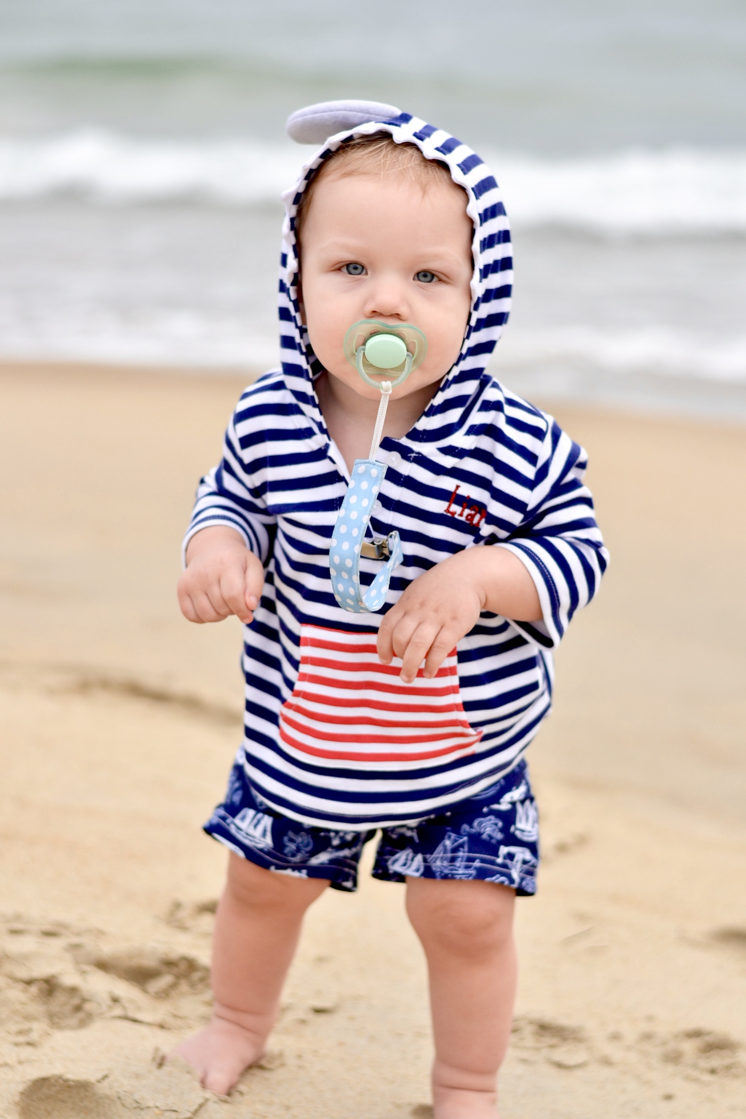 Vacation Survival Tips with Small Children - The Blessed Mess Blog - www.theblessedmessblog.com