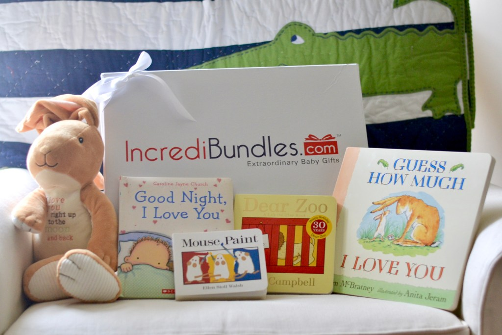 Gift giving with Incredibundles & a giveaway - Extraordinary Baby Gift bundles - The Blessed Mess - www.theblessedmessblog.com