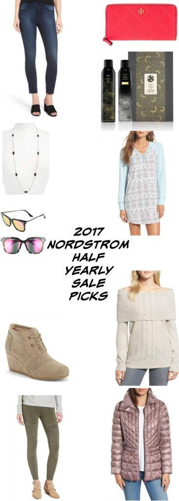 My Picks from the 2017 Nordstrom Half Yearly Sale