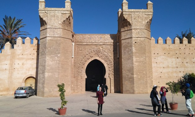 Rabat: a city with a lot of history