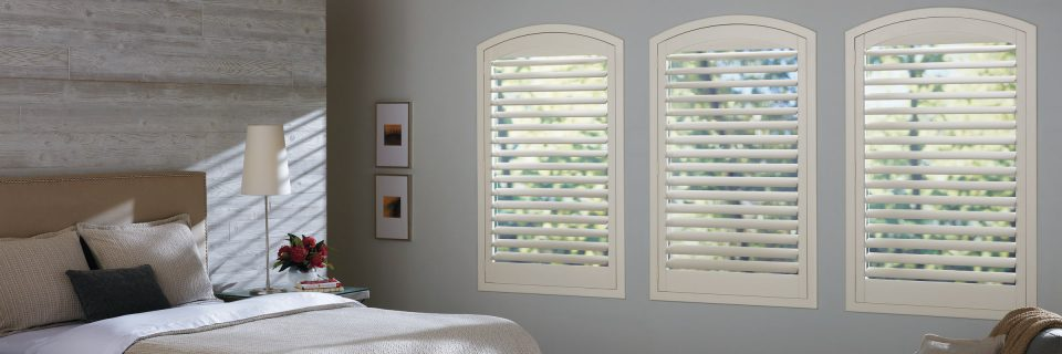 Hunter Douglas Custom Shutters