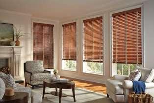 Wood Blinds Newport Woods