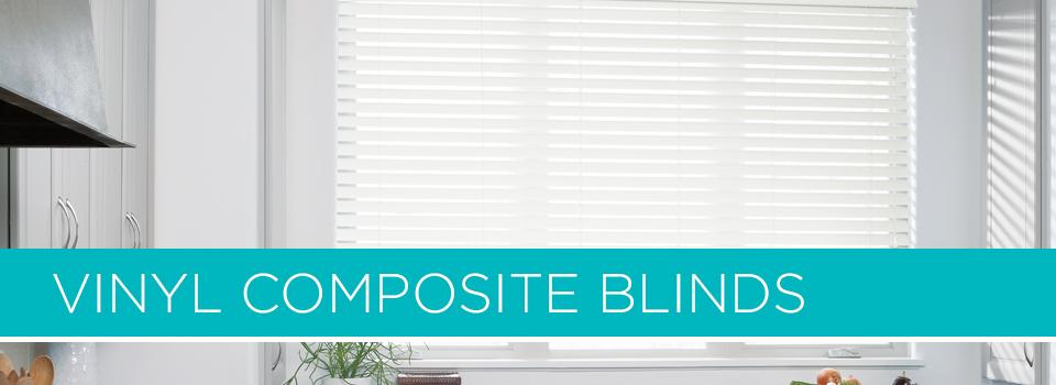 vinyl composite blinds