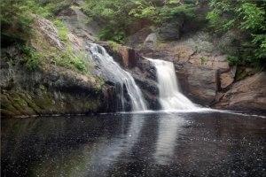 Lantz Falls