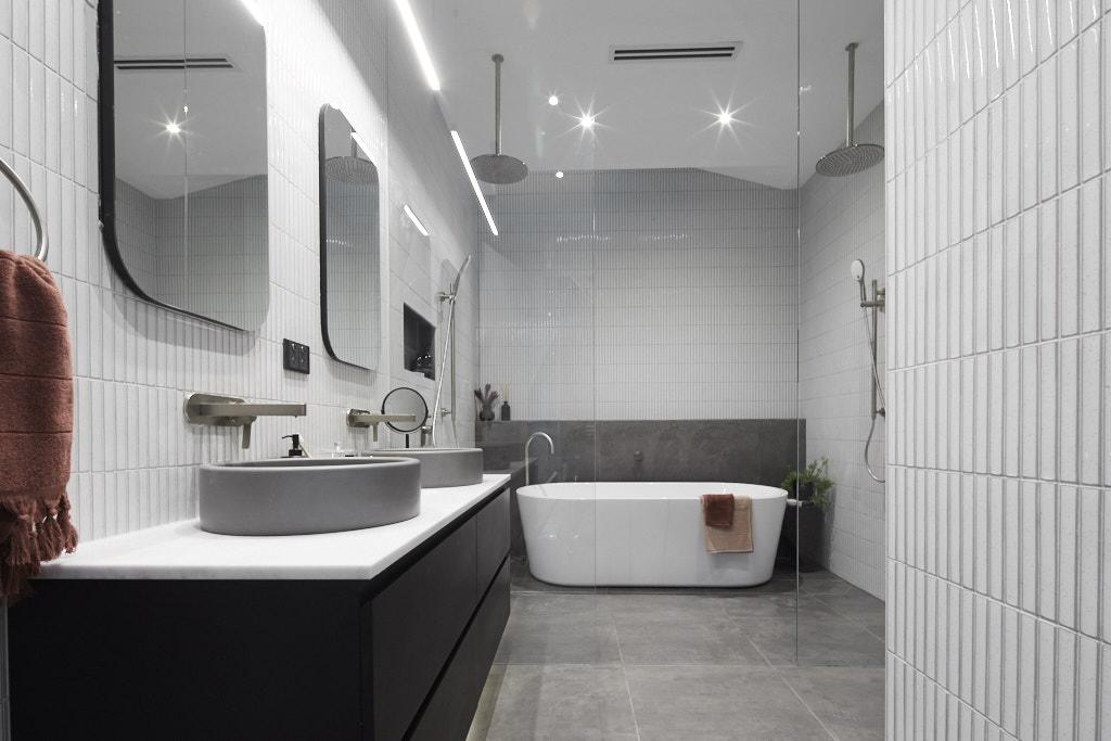 2021 best bathroom trends the blocks