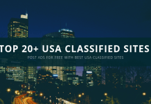 USA Classified Sites