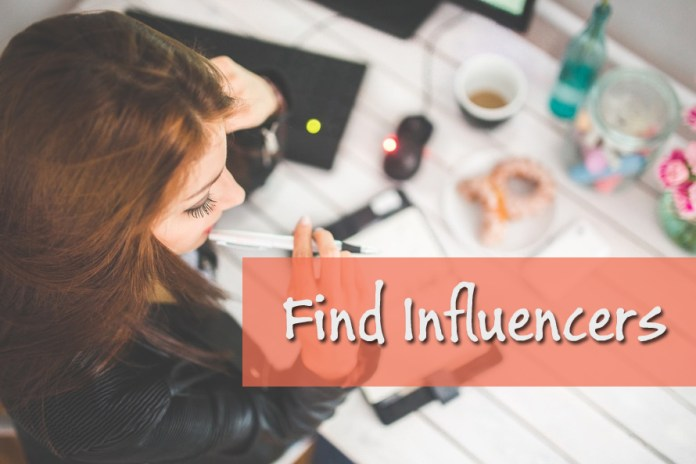 Find Influencers