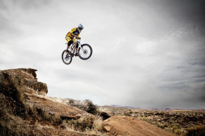mountain-biking-in-Utah