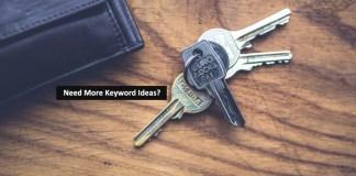 Need More Keyword Ideas