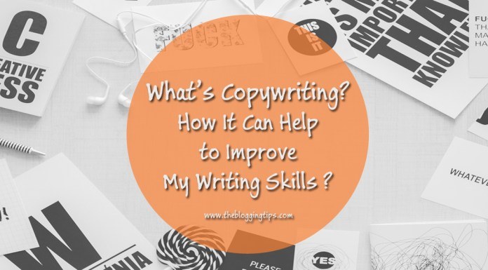 understand what is copywriting to improve your writing skills