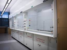 Work In A Safe Environment With Fume Hoods