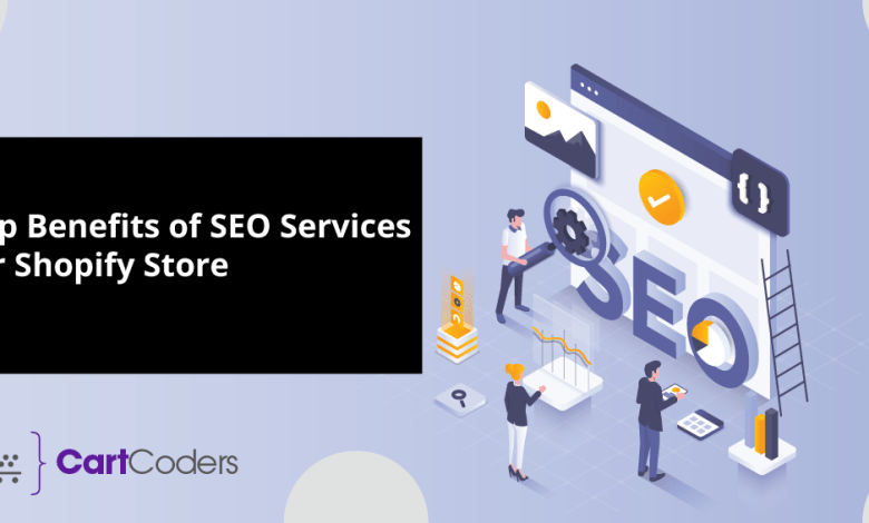 Hire Shopify SEO Expert