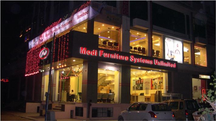 Furniture Showroom in Jaipur