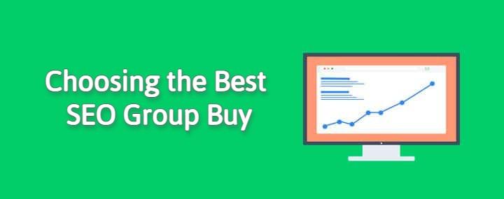 Choosing the Best SEO Group Buy