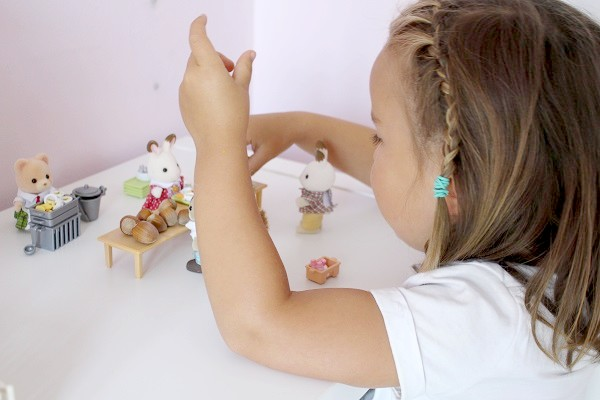Alicia's Story With Sylvanian Families