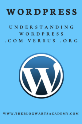 For the Love of WordPress!​. Understanding the difference between wordpress.com and wordpress.org.