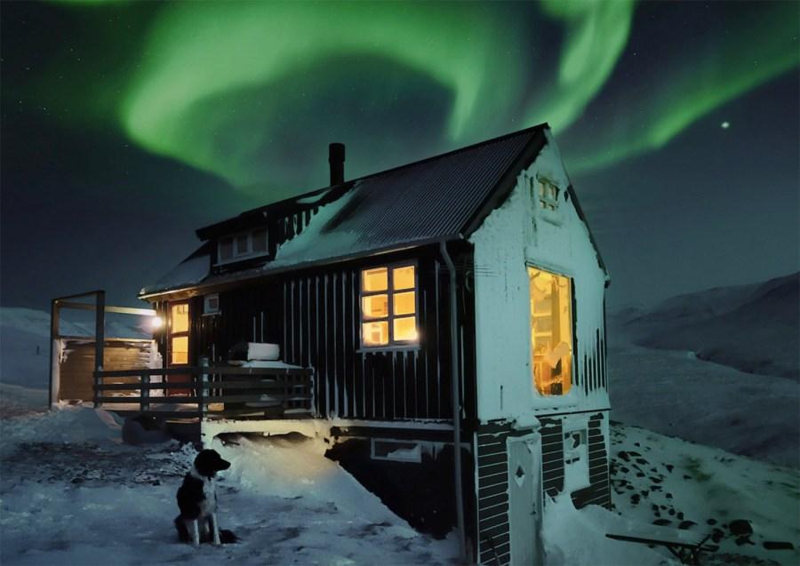 Búðardalur, Dalasýsla, Iceland Cottage Airbnb