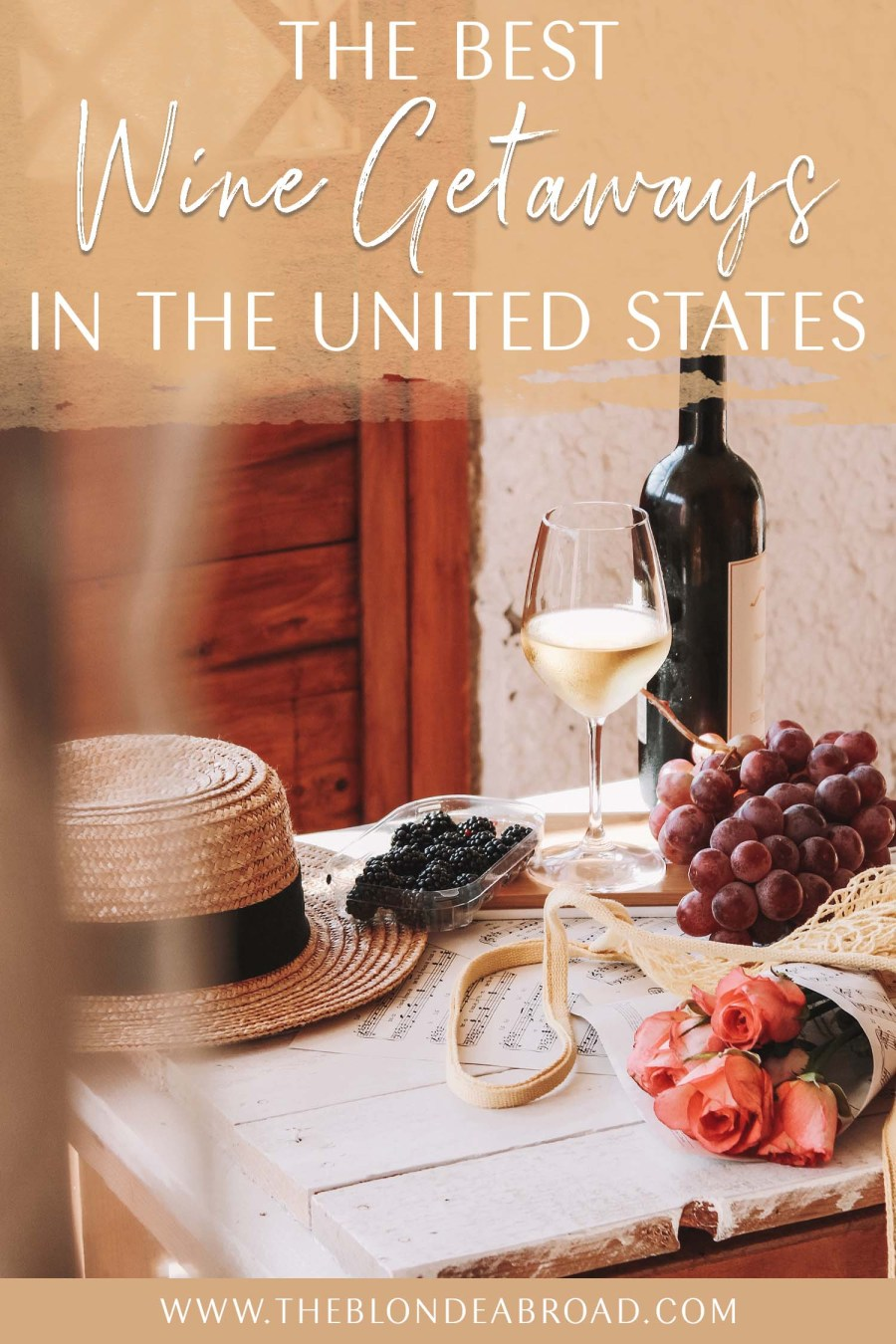 Best Wine Getaways United States