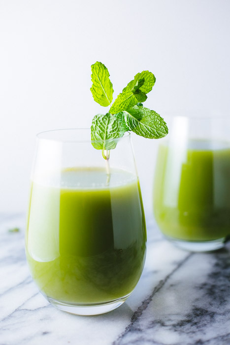 Get Up And Glow Juice