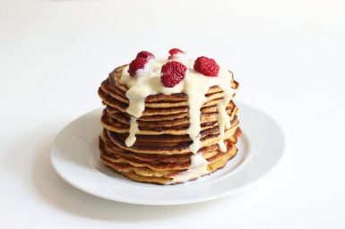 Power Protein Pancakes
