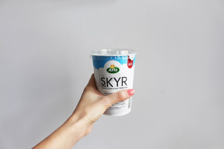 fettarme Ersatz zu Griechischem Joghurt