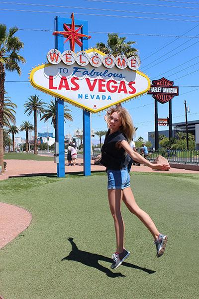 Las Vegas - Roadtrip USA