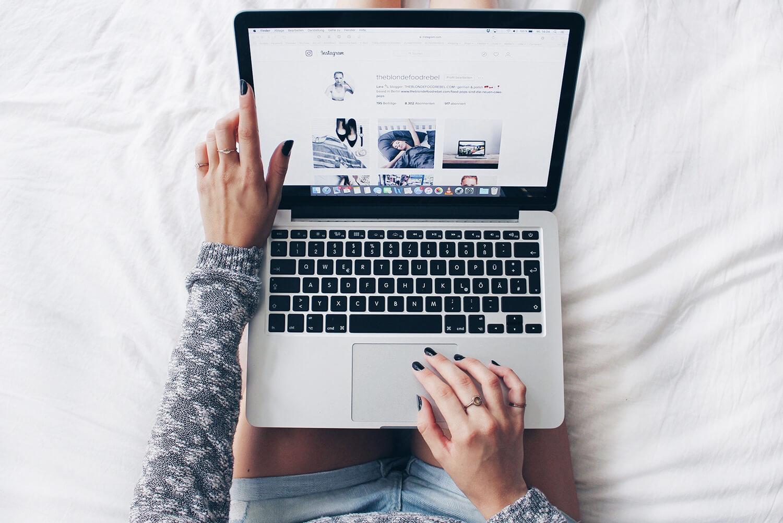 Wie funktioniert Instagram Stories? - The Blonde Stories