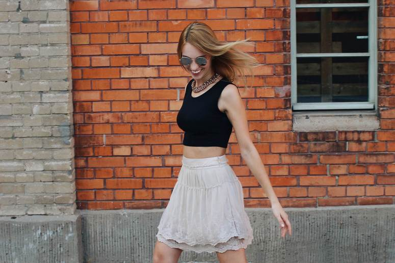 How to wear: Crop Tops