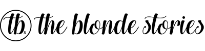 The Blonde Stories - Berlin Lifestyle Blog