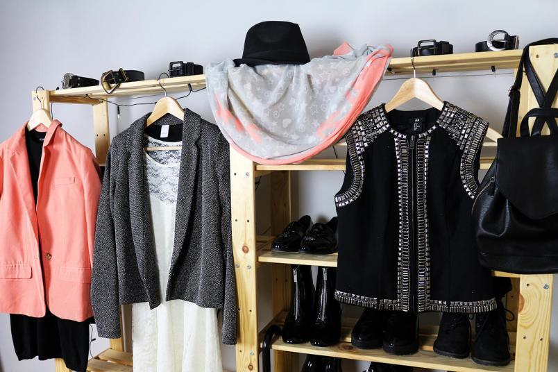 Kleiderschrank reloaded