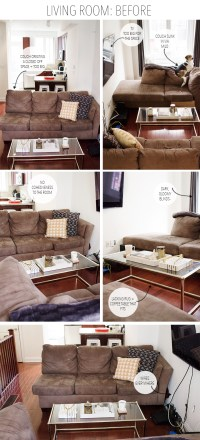 Living Room Makeover With Artemano | The Blondielocks ...