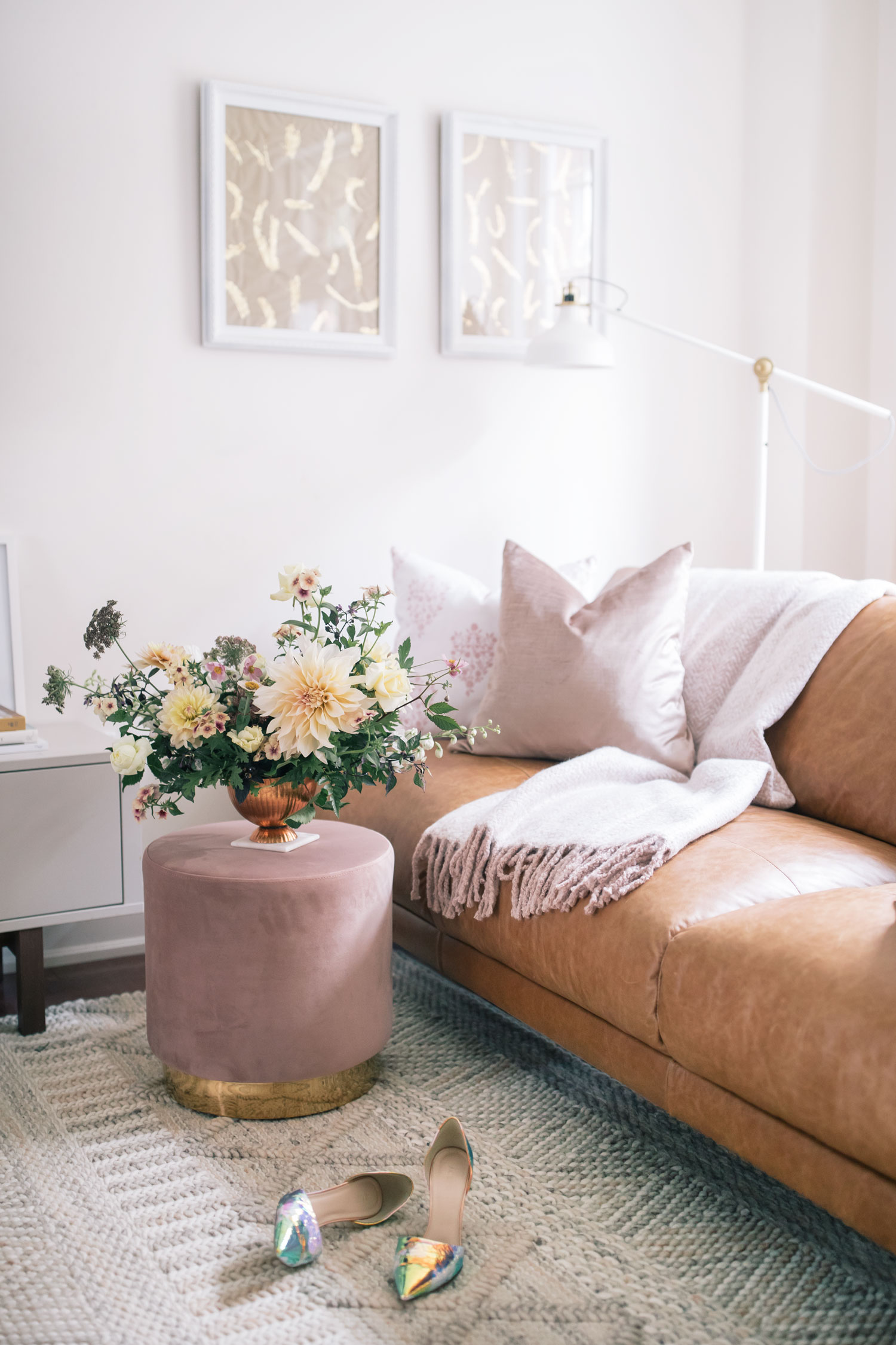 how to make living room popular furniture create your very own sanctuary the blondielocks i can stay in my pajamas all day if desire milo is always around snuggle up with and of course making hours