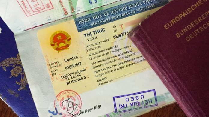 Visa on Arrival to Vietnam in a nutshell | The Blond Travels