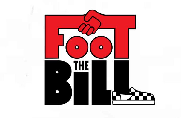 Vans Foot The Bill