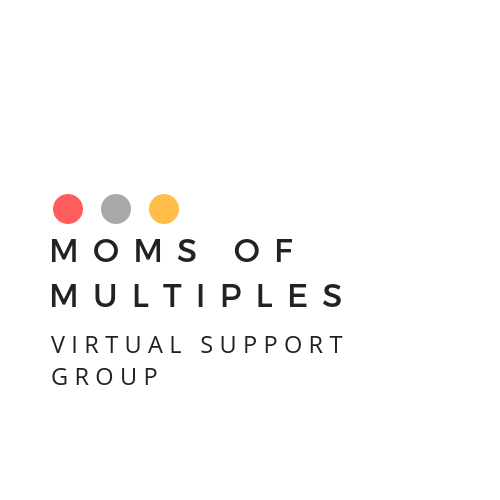 moms of multiples virtual support group