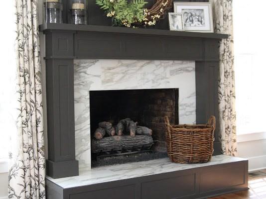 Fireplace Change Up?