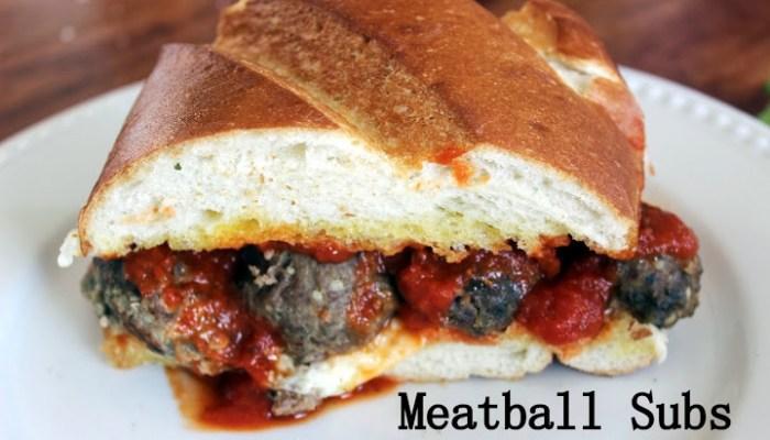 meatballs meatball subs