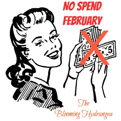 The End of February's No Spend