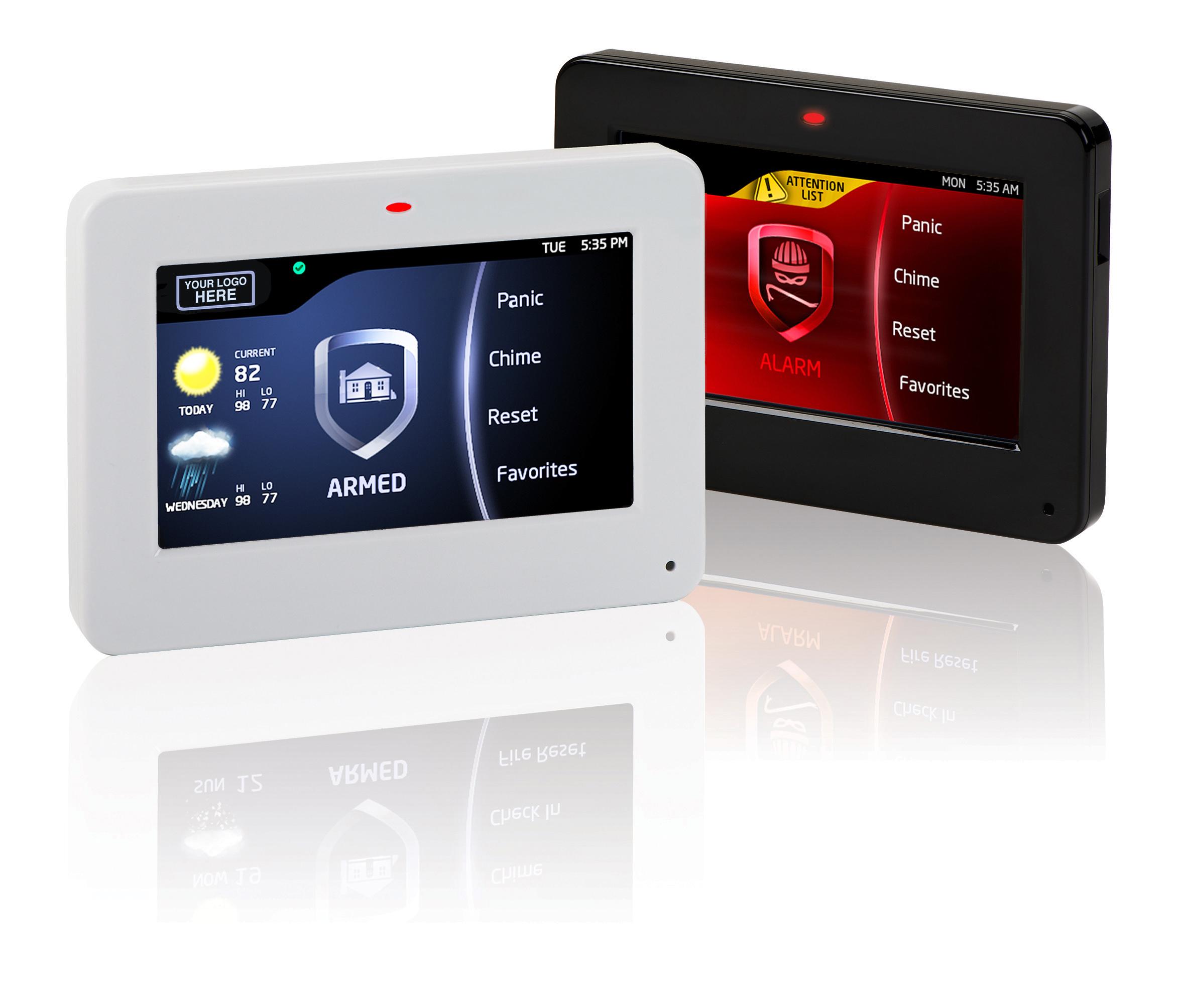 Security Alarm 9800