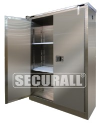 Securall/A & A Sheet Metal Products - Stainless Steel ...