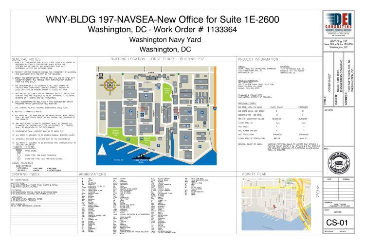Navy Yard Washington Dc Map