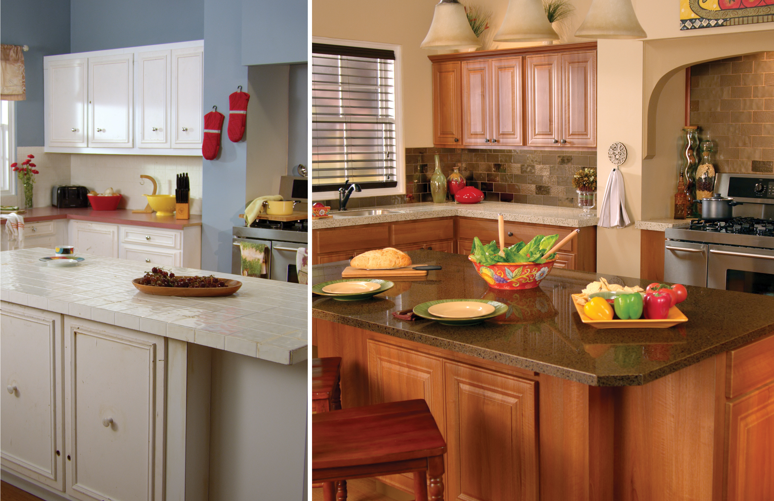 south jersey kitchen remodeling storage boxes granite transformations images before after