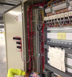 control cabinet wiring [ 800 x 1067 Pixel ]